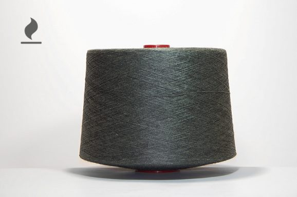 Fireproof yarns reel